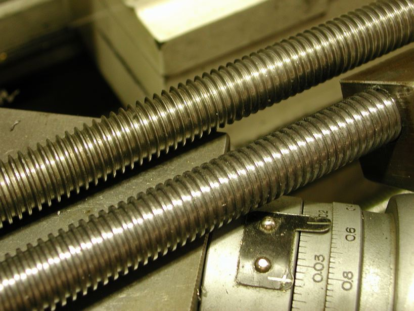 Feed Screw